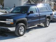 Chevrolet Silverado 2500 Vortec 6000 V8